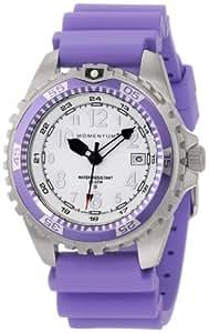 Momentum Damen-Armbanduhr M1 TWIST Analog Quarz Kautschuk 1M-DV11WP1L
