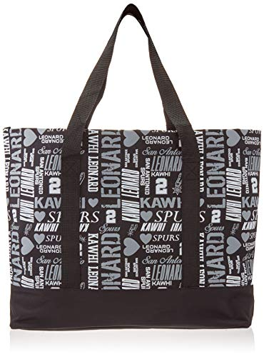 FOCO San Antonio Spurs Leonard K. # 2 Collage Damen Handtasche - San Antonio Spurs-bean-bag
