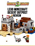 Review: Lego Minecraft Desert Outpost Review [OV]
