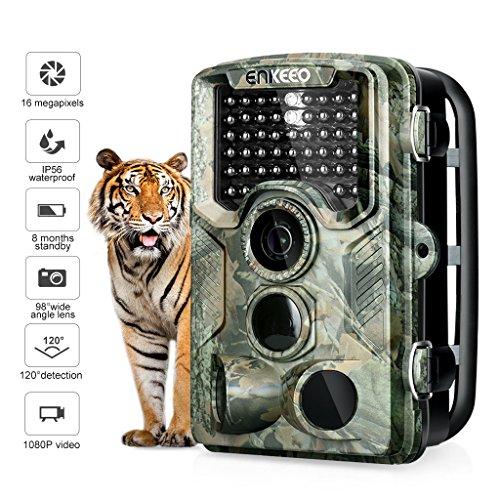 Enkeeo 16MP Camera de...