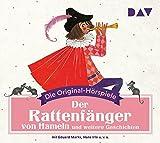 Der Rattenfänger von Hameln und weitere Geschichten: Die Original-Hörspiele (1 CD)