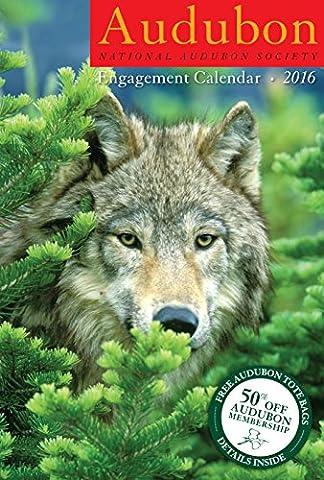 Audubon Engagement Calendar (2016 Calendar)
