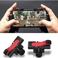 NOLOGO Kyt-mi 2pcs PUBG Moible Gamepad Free Fire L1 R1 gatillo PUGB Mobile Game Pad Grip L1R1 Joystick