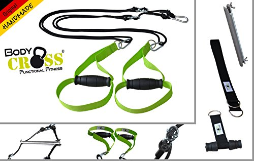 BodyCROSS Schlingentrainer Test