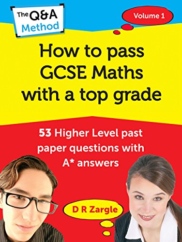How to pass gcse maths with a top grade 53 higher level past paper how to pass gcse maths with a top grade 53 higher level past paper questions fandeluxe Images