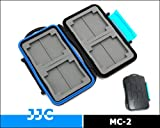 JJC 4x CF and 8x SD Memory Card Case Hol...