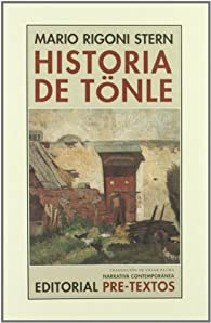 Historia de Tönle par  Mario Rigoni Stern
