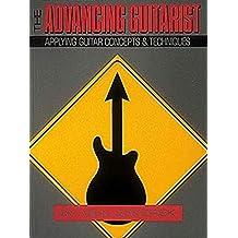 Advancing Guitarist, The (Book): Noten, Lehrmaterial für Gitarre