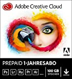Adobe Creative Cloud All Apps | 1 Jahr | PC/Mac | Download -