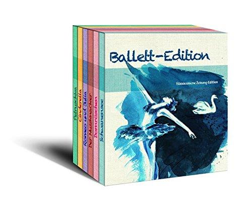 Ballett-Edition - Berühmte Ballett-Klassiker als musikalische Hörspiele