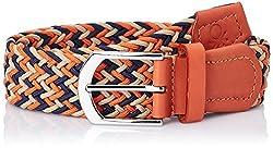 United Colors of Benetton Mens Cotton Belt (8903975219106_16A6BLTC6011IA63S)