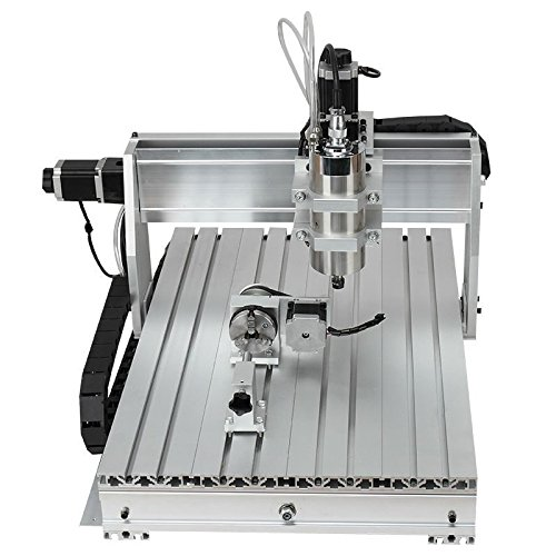 ChinaCNCzone 6040 4-axis CNC Router Engraver (2200 W) – cncrouterpro.com