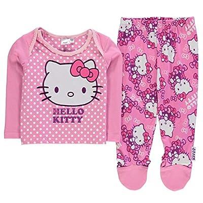 Hello Kitty - Pijamas enteros - para bebé niña