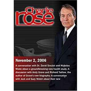Charlie Rose (November 2, 2006) [DVD] [NTSC]