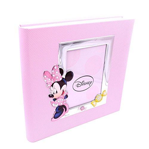 9514440d1478 Fotoalbum cm 30x30 Minnie Maus gemalt mit Disney 3D Tech von Valenti Argenti
