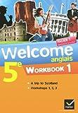 Welcome Anglais 5e éd. 2012 - Workbook (en 2 volumes)