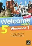 Welcome Anglais 5e �d. 2012 - Workboo...