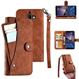 Nokia 7 Plus Case, Cover Nokia 7 Plus Wallet Case, Flip