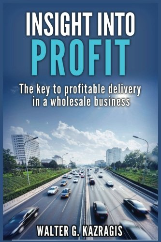 Insight Into Profit: The key to profitable delivery in a wholesale business