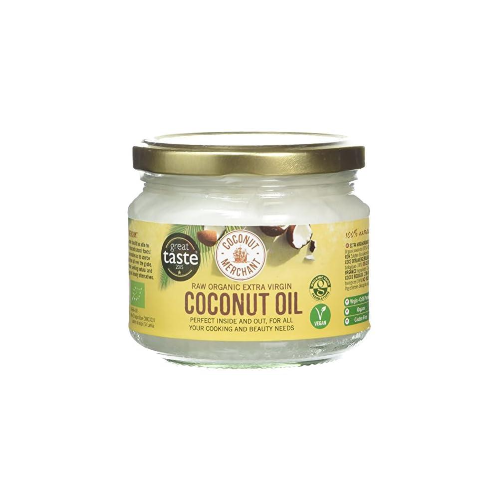 Coconut Merchant Bio Kokosl Extra Virgin Roh 300ml