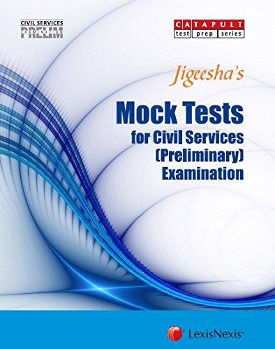 Mock Tests Civil Services (Preliminary) Examination