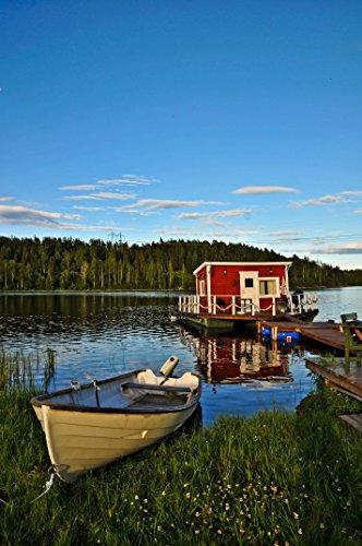 In der Mitte liegt das Glück: Lagom - Das schwedische Hygge: Alle Infos bei Amazon