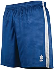 Luanvi Camu Pantalones Cortos, Hombre, Azul Royal, L