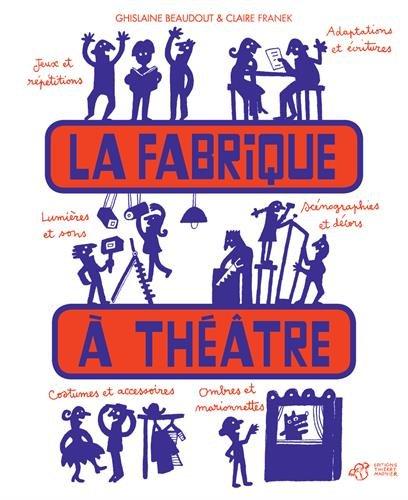 La fabrique à théâtre par Ghislaine Beaudout