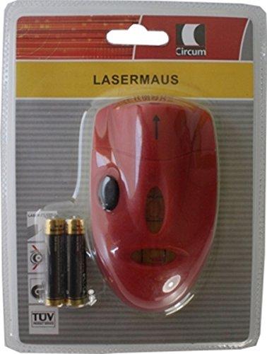 Lasermaus incl. 2 Batterien, TV+GS