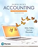 #10: Horngren's Accounting, The Financial Chapters