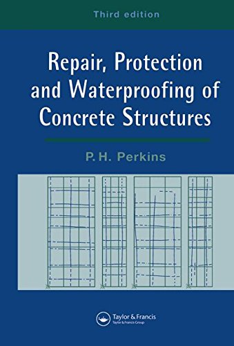 Repair, Protection and Waterproofing of Concrete Structures, Third Edition