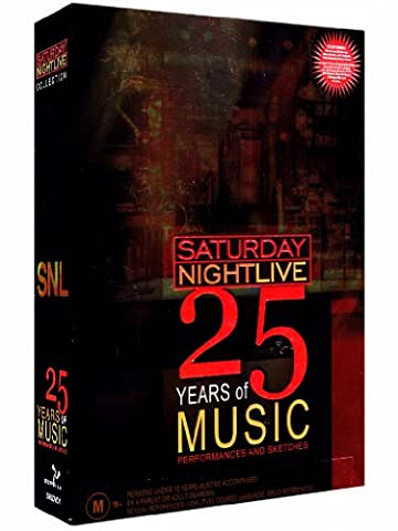 Saturday nightlive - 25 years of music [Import anglais]