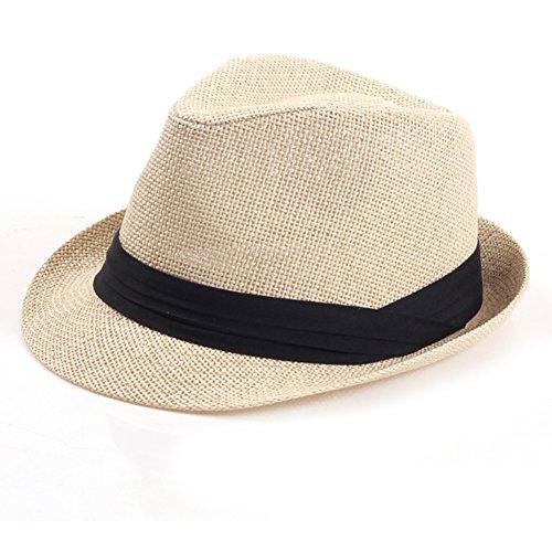 Chapeaux masculine britannique au cours de l'été/Top hat/Aucun lecteur/Sun Beach C
