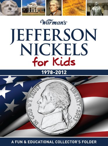 Jefferson Nickels for Kids, 1978-2012 (1978 Münze)