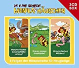 Die kleine Schnecke Monika Häuschen 3-CD Hörspielbox Vol. 4 -