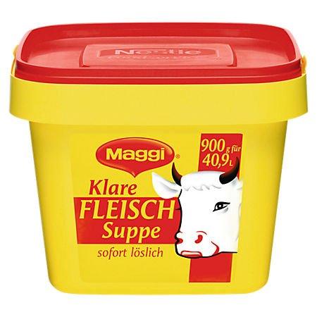 Maggi Klare Fleischsuppe 6x 900 g