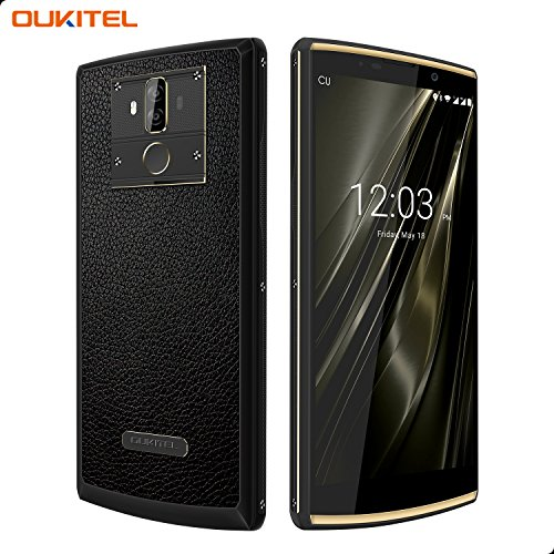OUKITEL K7 Power 10000mAh Grande Batteria Cellulari Offerte, 4G LTE Android 8.1 Smartphone Offerta del Giorno,display 6.0''Mobile phone,smartphone DualSIM,fotocamera13MP+2MP+5MP,2GB+16GB,GPS/Glonass.