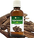 Agarwood (Aquilaria Malaccensis) Essential Oil 100% Natural Undiluted Fragrance Therapeutic Grade For Aromatherapy (15ml)