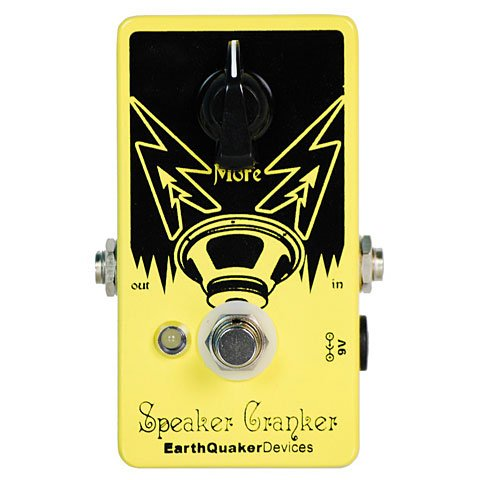 EarthQuaker Devices Speaker Cranker · Pedal guitarra eléctrica