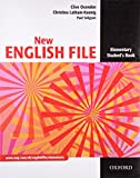 New English File: Elementary: Student's Book: Six-level general English course for adults[No DVD Included]: Student's Book Elementary level