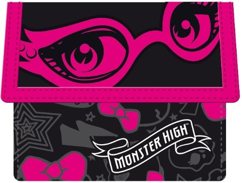 MONSTER HIGH - PORTE MONNAIE PORTEFEUIL