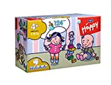 Bella Baby Happy Windeln, Big Pack, Größe 4 (Maxi+), 9-20kg, (1 x 124 Windeln)