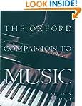 The Oxford Companion to Music (Oxford...