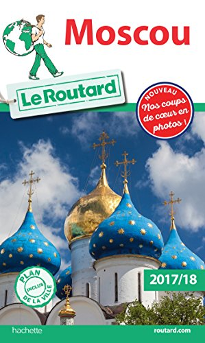 Guide du Routard Moscou 2017/18 par Collectif