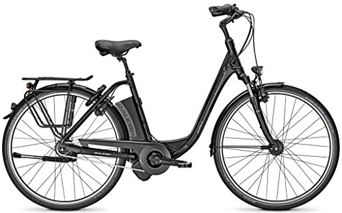E-Bike Raleigh DOVER IMPULSE 8HS tiefeinsteiger 28'11Ah Nero, Magicblack matt, 55