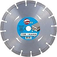 Leman 770115 - Disco diamantato segmentato per