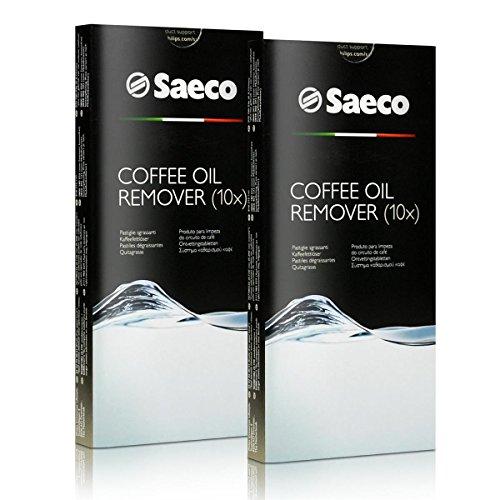2 confezioni sgrassatore per macchine del caffè Saeco CA6704/99