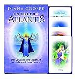 Atlantis-Set, m. Orakelkarten - Diana Cooper, Shaaron Hutton