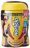 #7: Horlicks Junior Stage 1 Health and Nutrition Drink - 500 g (Chocolate) with Free Shape O Ball