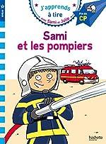 Sami et Julie CP Niveau 3 Sami et les pompiers de Emmanuelle Massonaud